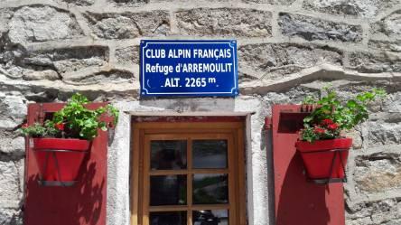 1922 : refuge d'Arrémoulit