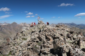 sommet du Peñon