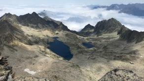 les lacs d'Ardiden