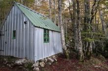 cabane d'Andurte