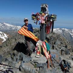 J 18 – Cataluya : la Pica d'Estats (3142 m)