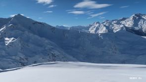 vue depuis le Mont Agut