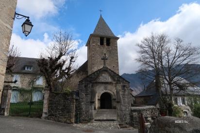église de Lescun