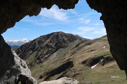 depuis la Grotte, le Bricoutou