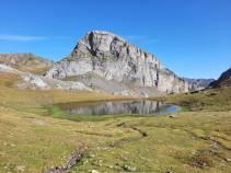 lac Paradis, pic Castérau (crédit BA)