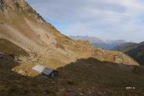cabane des chasseurs du Lurien